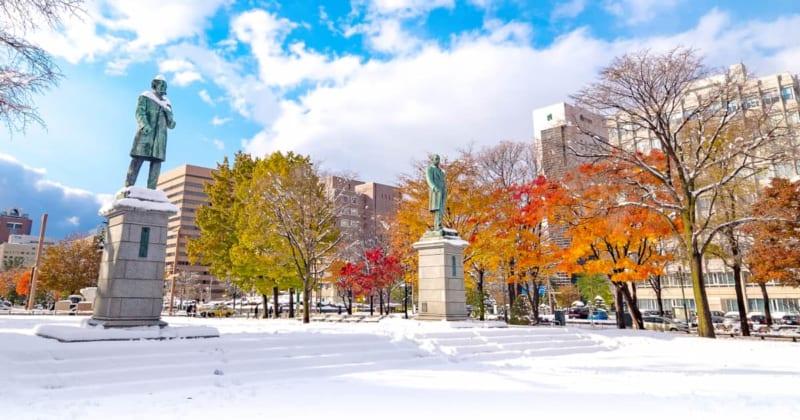 冬の北海道で観光三昧!雪深い日におすすめな札幌の観光スポットと注意点
