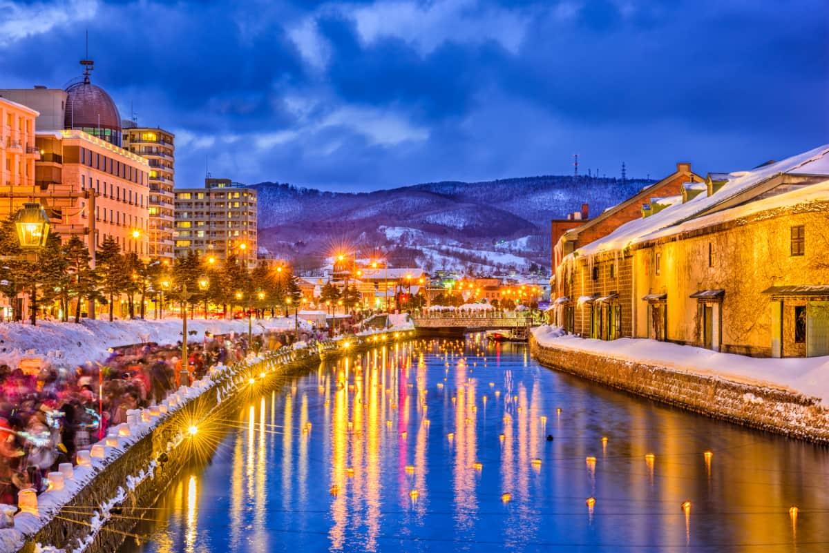 冬の北海道の寒さは本州とは段違い!