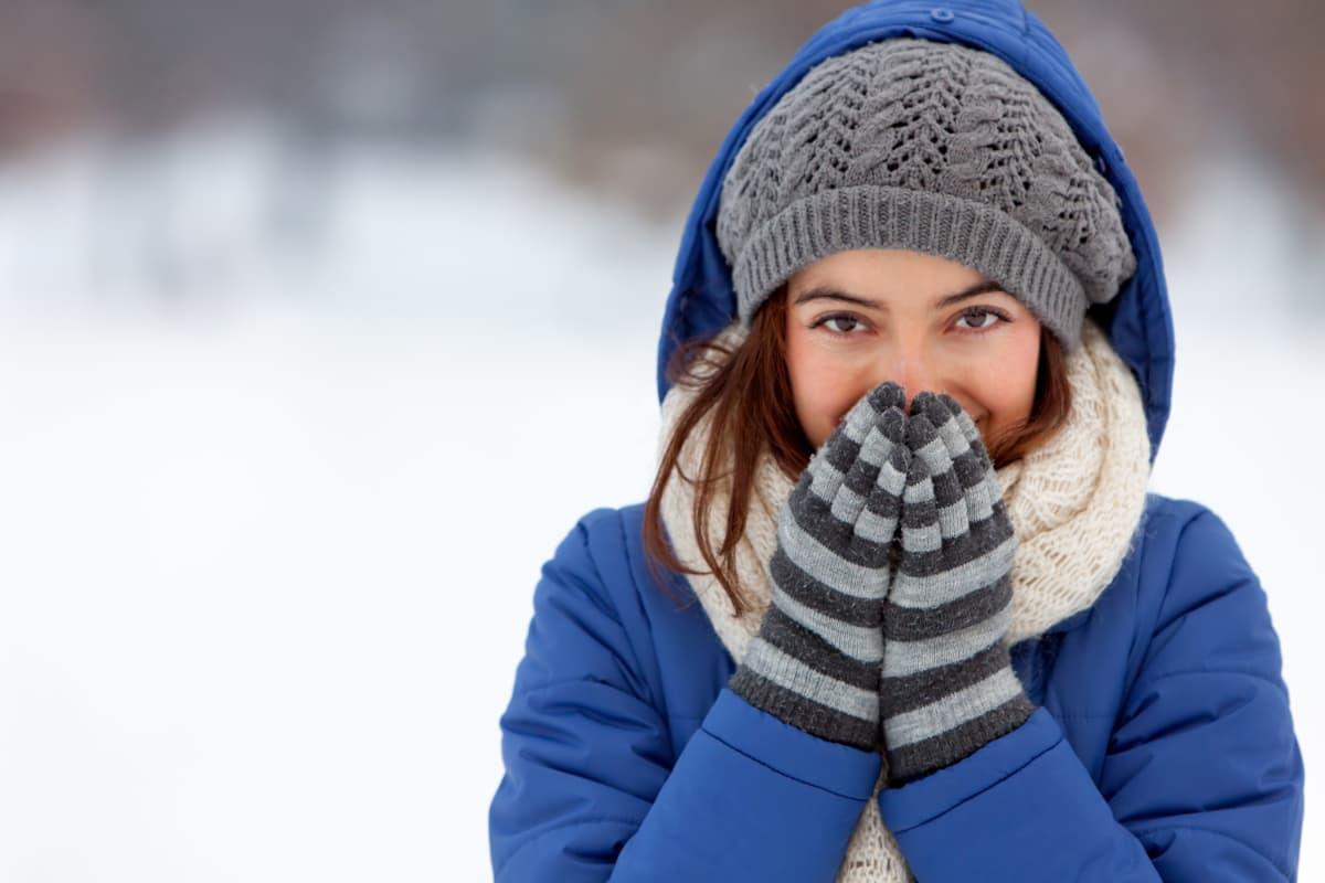 冬の北海道旅行・女性のコーディネートポイント