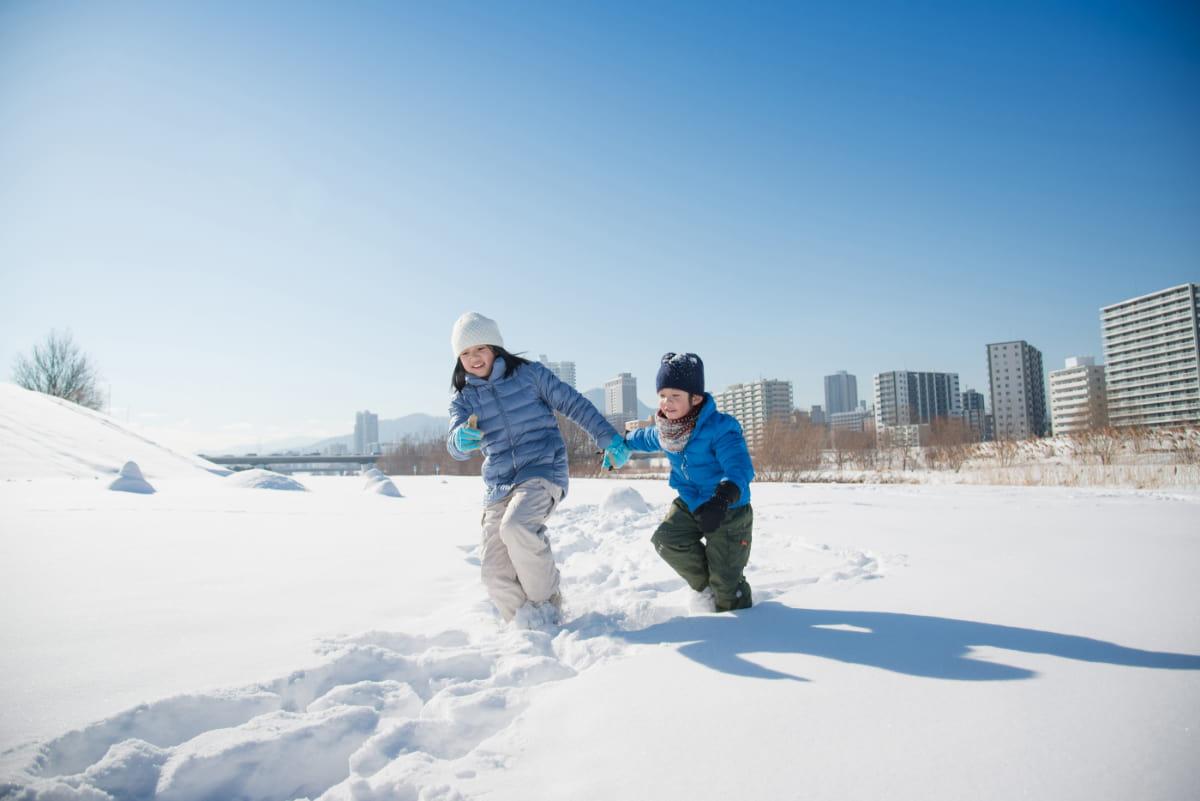 寒さ対策を万全にして楽しい思い出づくりを!
