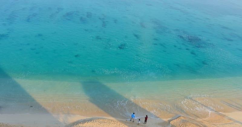 絶景カフェにクジラ形グラスボート!沖縄県名護市の子連れに嬉しいおすすめスポット