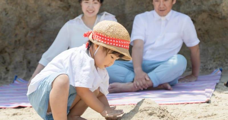 子どもと一緒に訪れたい沖縄のテーマパーク3選!ビーチの選び方と注意点も
