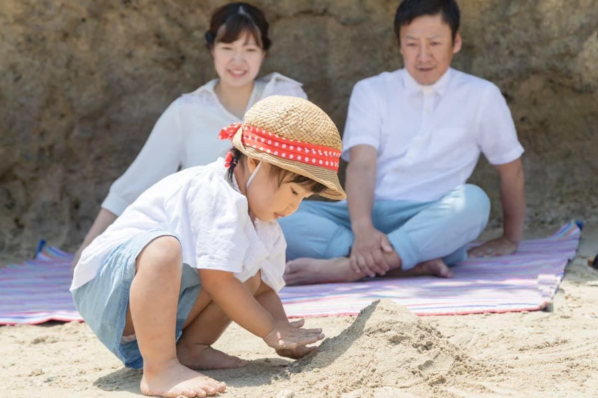 沖縄へ家族旅行をする際にチェックするポイント