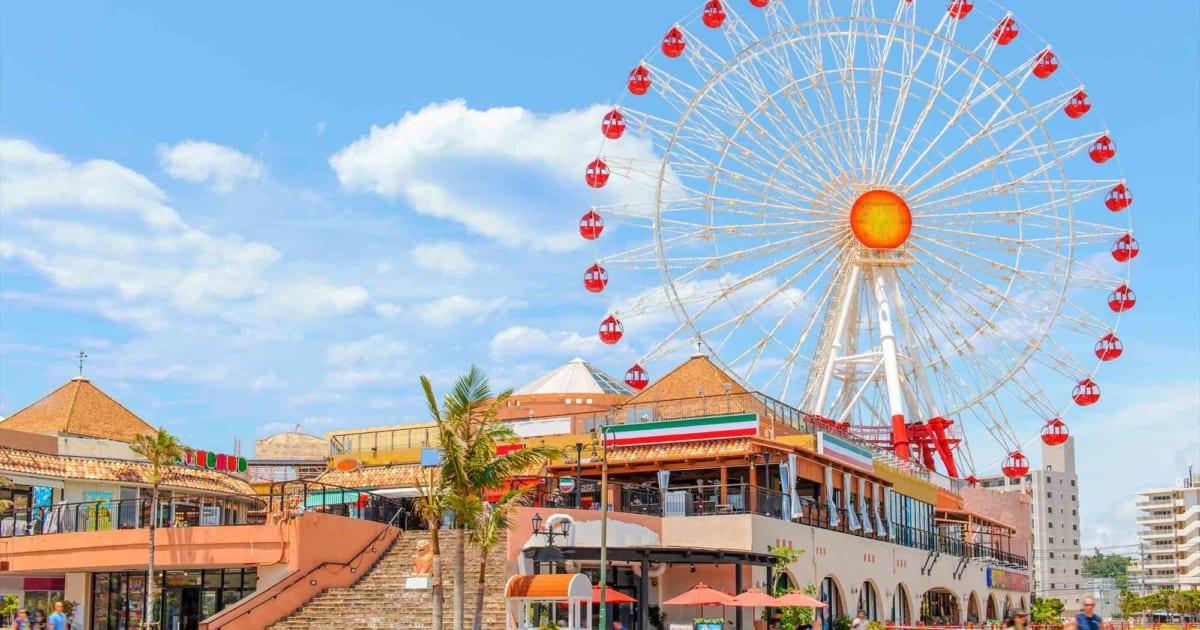 【南国の魅力】沖縄・美浜アメリカンビレッジがインスタ映えしすぎて辛い