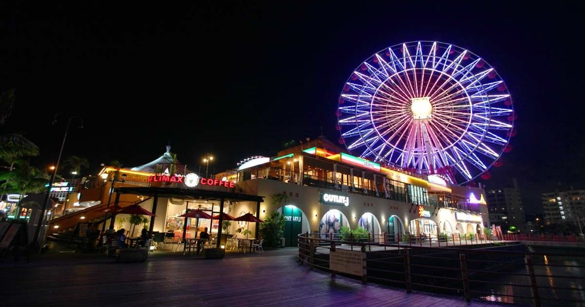 まるでアメリカな沖縄県北谷町!家族・友達・カップルで楽しめる定番スポット3選