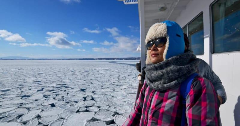 冬の網走観光が絶対おすすめ!流氷クルーズに流氷列車など見どころスポット&イベント紹介