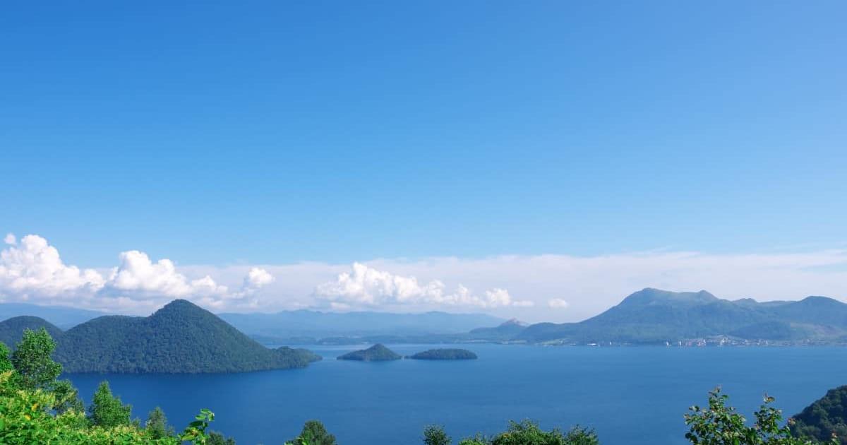 洞爺湖周辺で雄大な自然を満喫しよう!洞爺湖観光の魅力