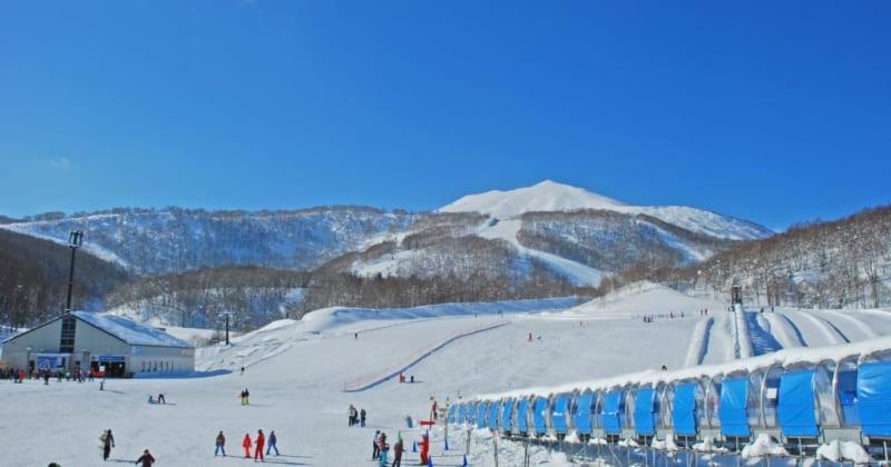 冬の北海道(ルスツ、トマム、ニセコ)のスキー場の違い