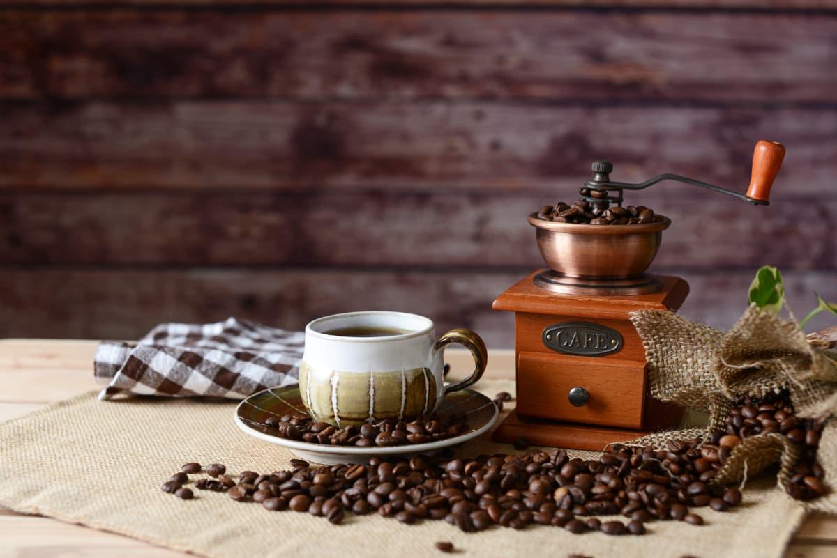 コーヒー作りも体験!fuu cafe