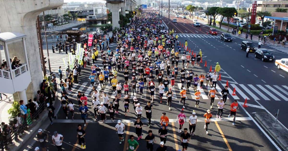 沖縄「NAHAマラソン」とは?概要と魅力をご紹介します!