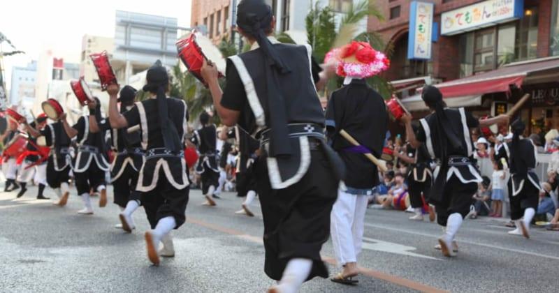 沖縄の伝統芸能エイサー!おすすめエイサー祭り7選!