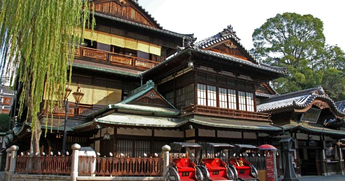 風情のある街、松山・道後温泉♪通年楽しめる、おすすめ観光・体験スポットと郷土料理