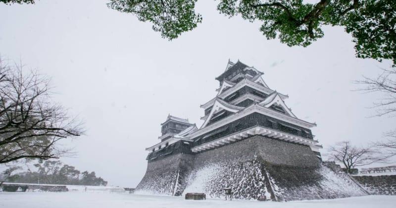 誤解が多い?南国と思われがちな九州の冬の天気