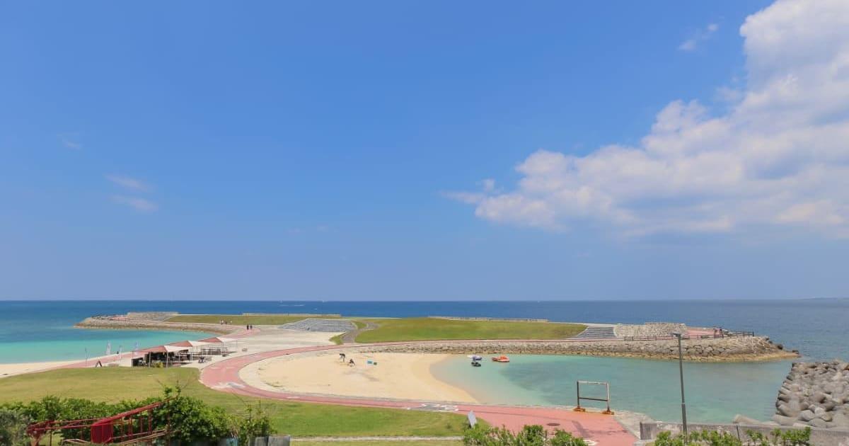 ビーチからお洒落なカフェまで!沖縄の宜野湾を楽しむ!