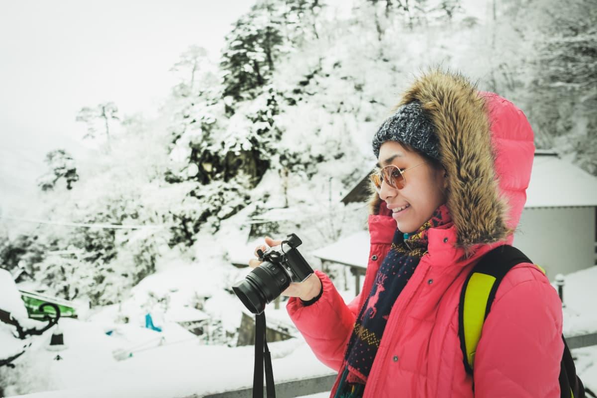 雪と寒さ対策をしっかりして東北の旅を楽しもう