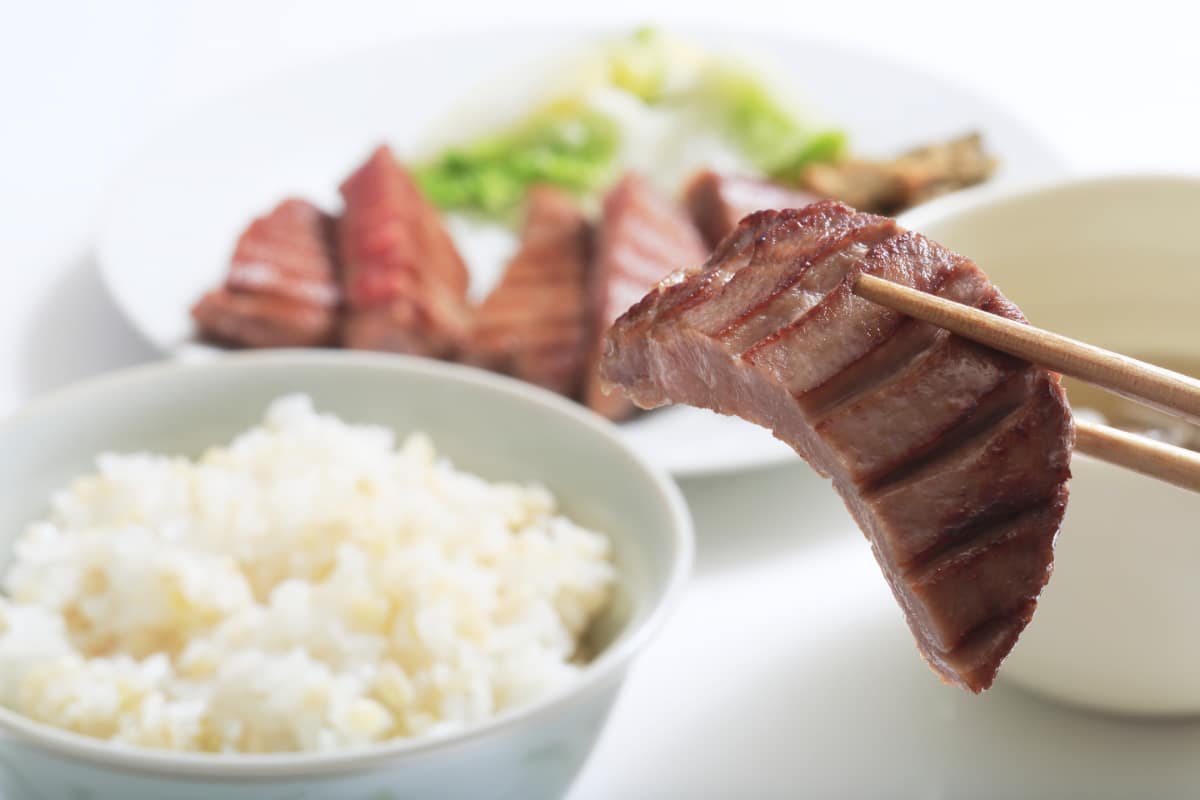 宮城に行ったら食べておきたい「牛タン」