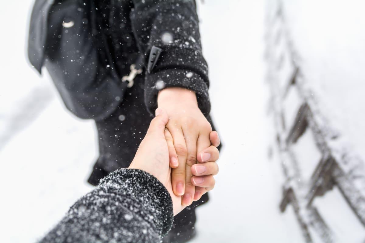 北海道のバレンタインデー
