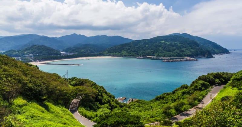 崎津集落の歴史と天草観光の魅力!海に囲まれた自然豊かな島々へ