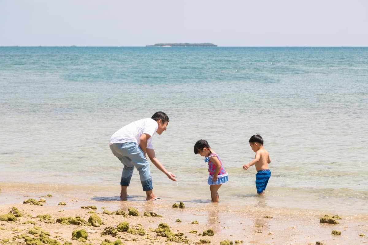 沖縄には家族みんなが楽しめるスポットが盛りだくさん!