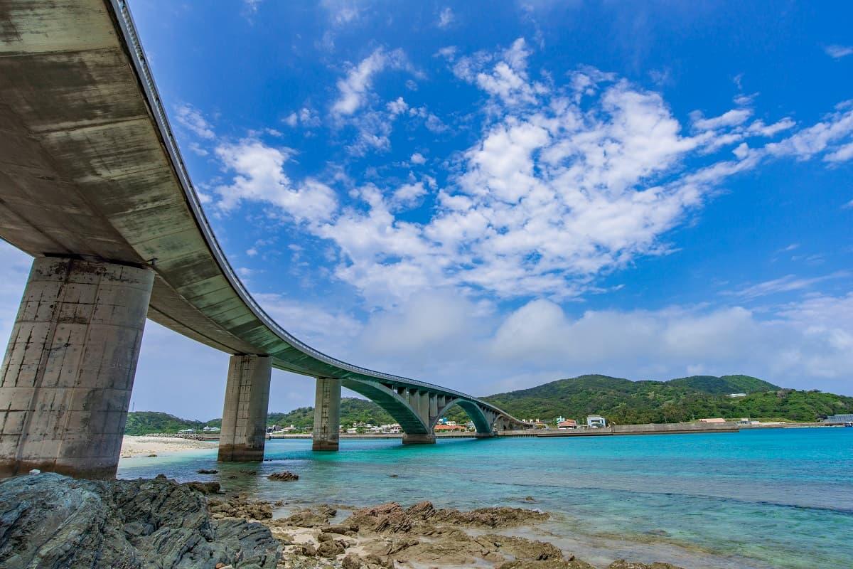 阿嘉島(あかしま):那覇空港から車で20分、船で50分