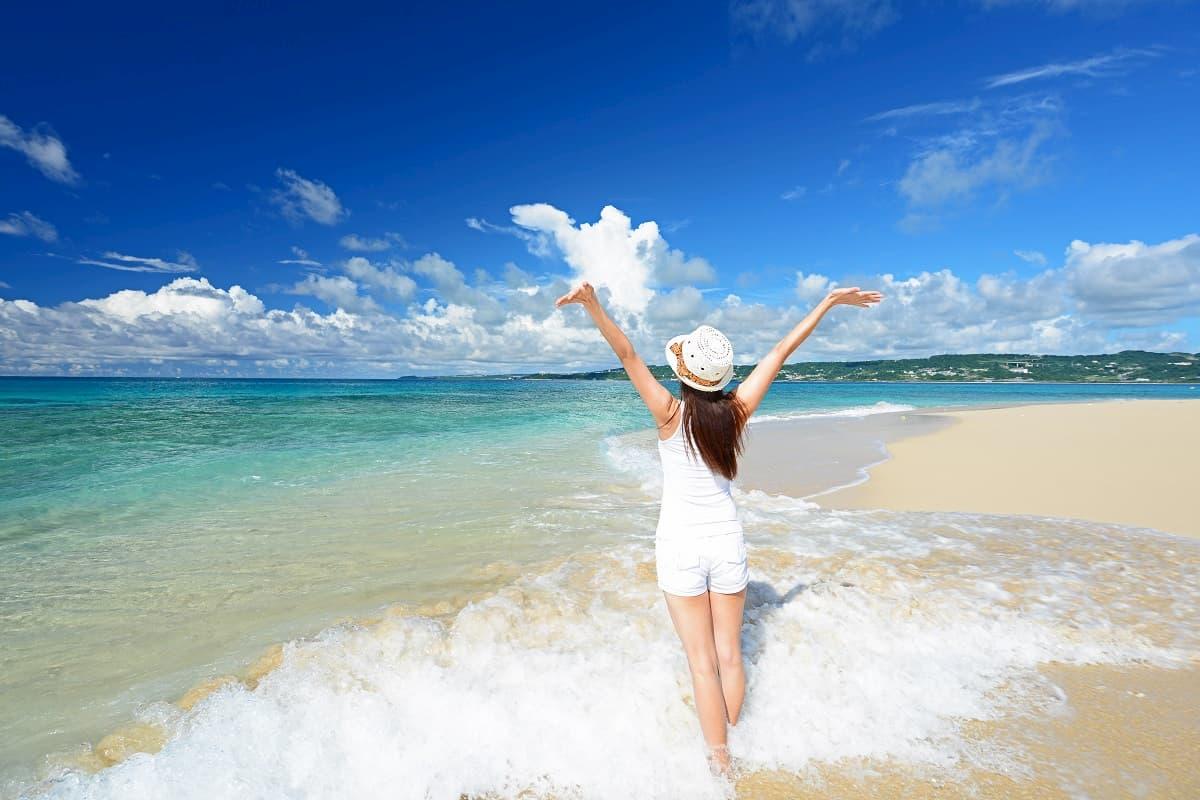 沖縄に行ったら離島へ行くのも忘れずに!