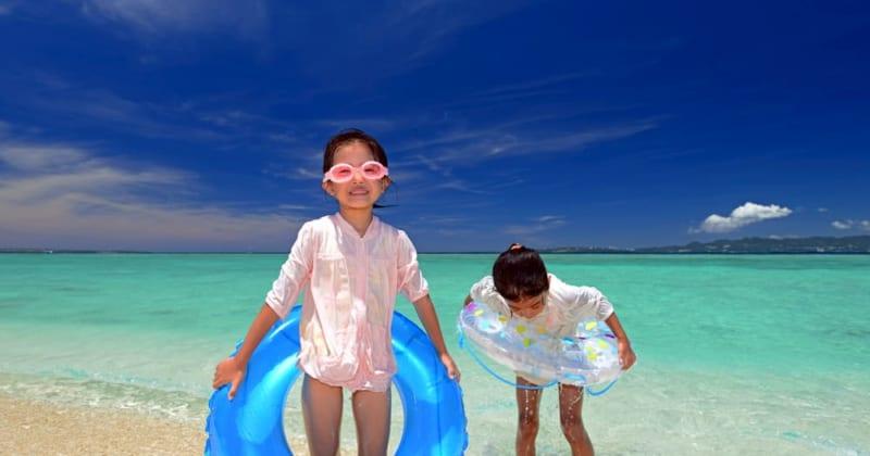夏の沖縄家族旅行は名護市のカヌチャベイホテル&ヴィラズ★赤ちゃんから大人まで大満喫!